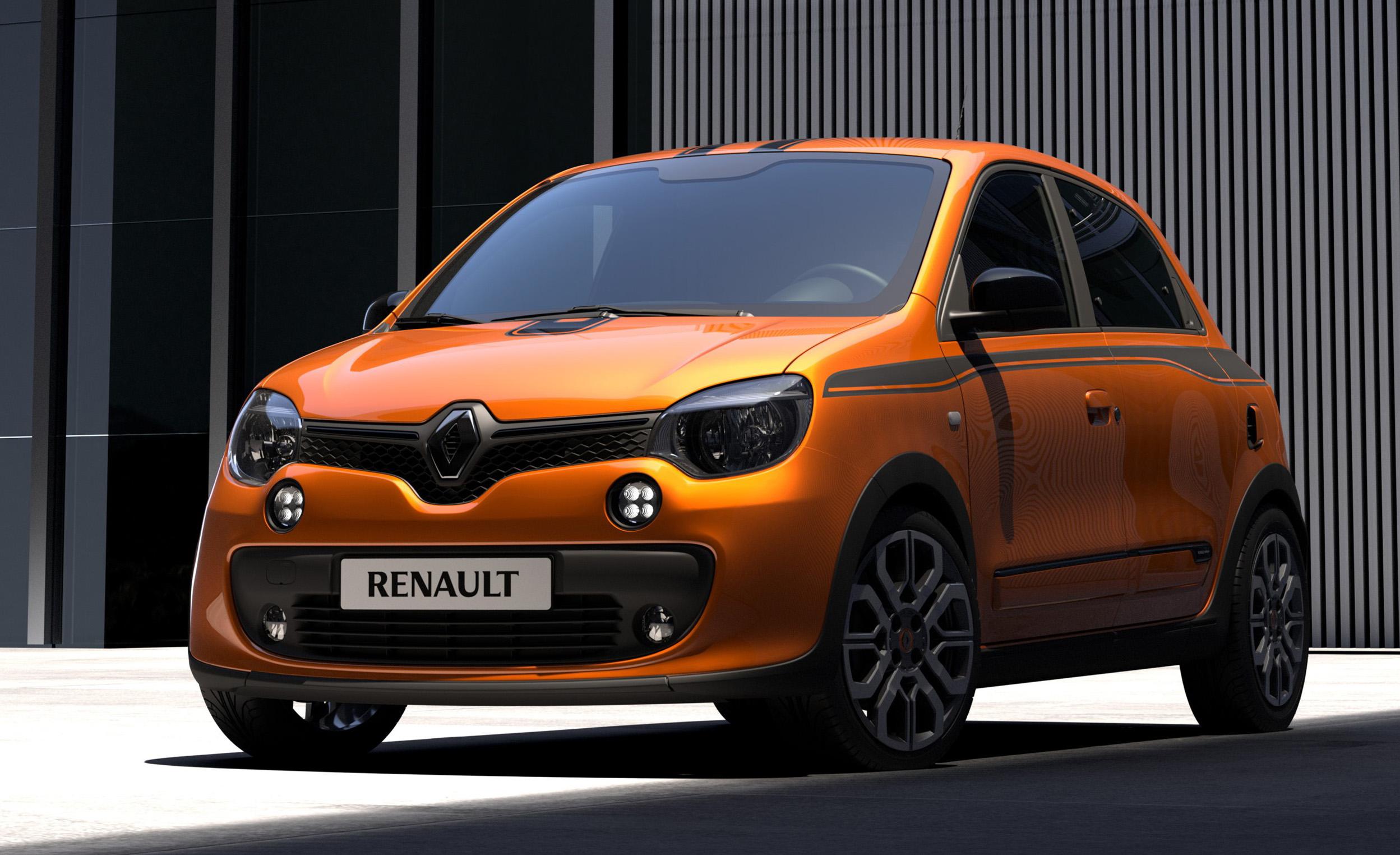 De nieuwe Renault Twingo GT (2016)